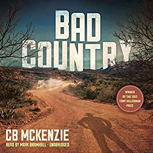 Bad Country Audiobook