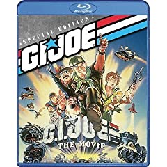 G.I. Joe: The Movie (Special Edition) [Blu-ray]