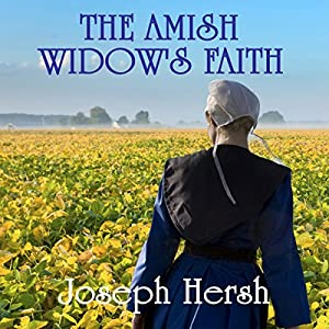 The Amish Widow's Faith Boxed Set 1-4 Audiobook