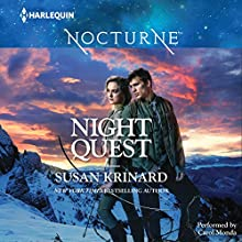 Night Quest Audiobook by Susan Krinard Narrated by Carol Monda