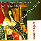 Louis Couperin: Four Harpsichord Suites