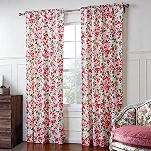 Http Amazon Com Twopages Bright Colored Curtain Construction 50wx102 Dp B00t2tn3z4