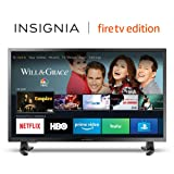 Insignia NS-32DF310NA19 32-inch 720p HD Smart LED TV- Fire TV Edition (Tamaño: 32 inches)