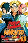 Naruto, Vol. 66: The New Three