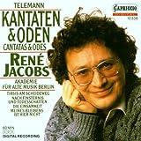 """Kantaten und Odenvon """"Ren� Jacobs"""""""