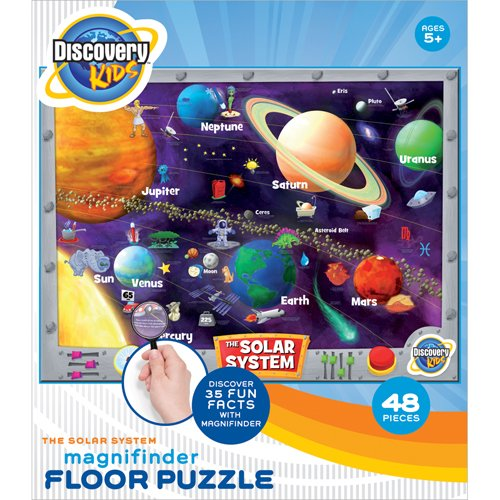 Cheap MasterPieces Discovery Kids The Solar System Floor Puzzle (B00483WZC6)