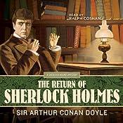 The Return of Sherlock Holmes | [Arthur Conan Doyle]
