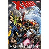 X-men: Manifest Destiny Collection Turner Coverpar Stephen Segovia