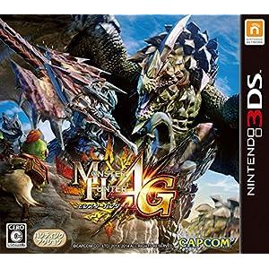"""【Amazon.co.jp限定】 モンスターハンター 4G  """"AIROU"""" 3DS LL用 アクセサリーキット セット Amazon.co.jp限定PC壁紙特典2枚付"""