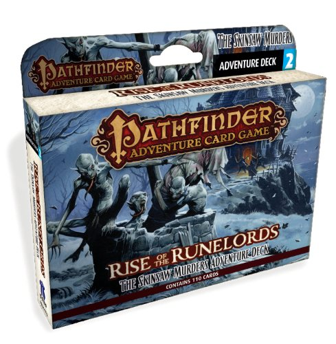 Rise of the Runelords: The Skinsaw Murders Adventure Deck 2 (Pathfinder Adventure Card Game)