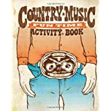 Country Music Fun Time Activity Bookby Aye Jay Morano