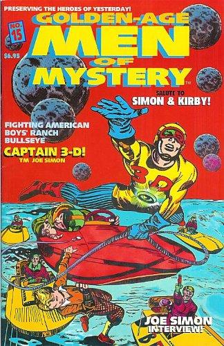 Golden-Age Men of Mystery #15 PDF