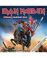 Iron Maiden 2015 Calendar