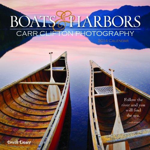 Boats and Harbors Calendar