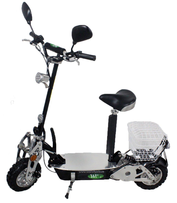 Scooter eléctrica 100% eléctrica
