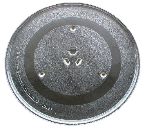 G.E. Microwave Glass Turntable Plate / Tray 14 1/8