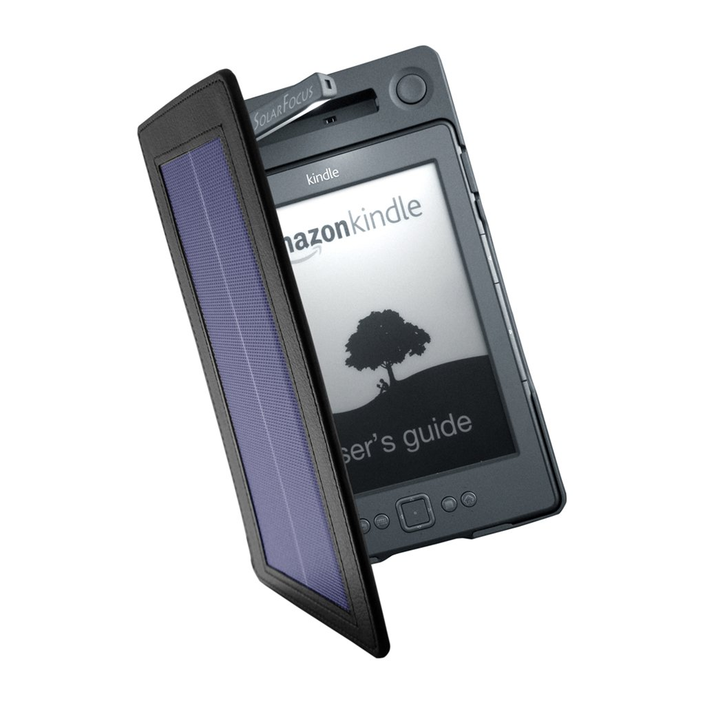 Solar Case Kindle