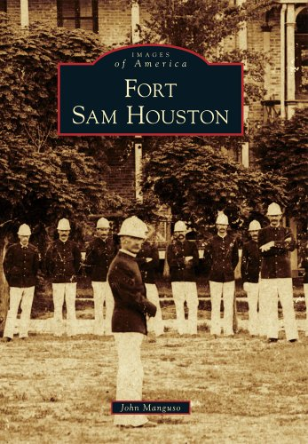 Fort Sam Houston (Images of America)