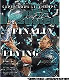 Nick Foles Philadelphia Eagles Super Bowl LII Champions Autographed February 15, 2018 Sports Illustrated Magazine - Fanatics Authentic Certified