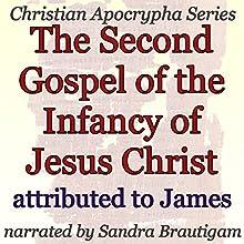 The Second Gospel of the Infancy of Jesus Christ: Christian Apocrypha Series | Livre audio Auteur(s) :  James Narrateur(s) : Sandra Brautigam