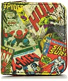 Marvel Retro Print Wallet