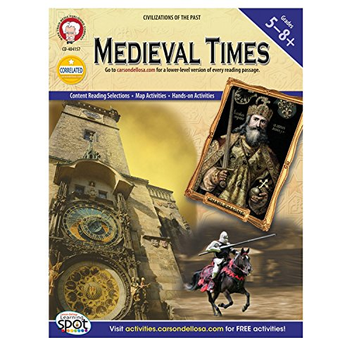 Medieval Times 9781580376303/