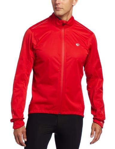 Buy Low Price Pearl iZUMi Men's Elite Barrier WXB Cycling Jacket (6531-021-L)
