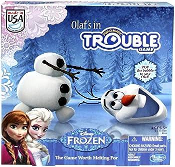 Disney Frozen Olafs in Trouble Game