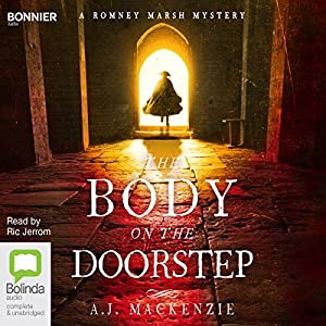 The Body on the Doorstep Audiobook