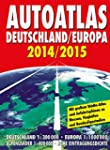 Autoatlas Deutschland/Europa 2014/201...