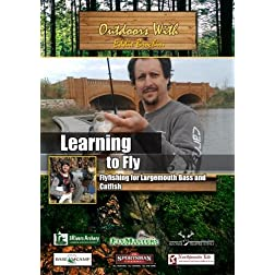 Outdoors with Eddie Brochin Learning to Fly Flyfishing for Largemouth Bass and Catfish
