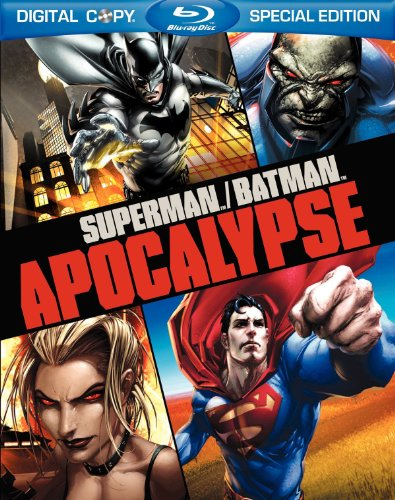 Superman Batman Apocalypse (Special Edition) [Blu-ray]