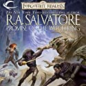 Promise of the Witch-King: Forgotten Realms: The Sellswords, Book 2 Audiobook by R. A. Salvatore Narrated by Victor Bevine