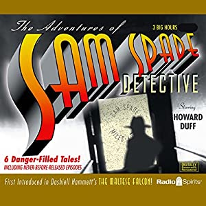 The Adventures of Sam Spade, Detective Radio/TV Program