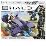 Mega Bloks Halo Rapid Assault Covenant Ghost by Mega Bloks