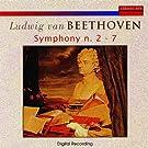 Ludwig van Beethoven: Symphony N. 2 & 7