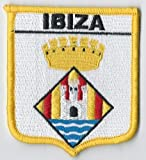 Ibiza Balearic Islands Spain Spanish Embroidered Patch badge *EXCLUSIVE TO EMBLEMS-GIFTS*