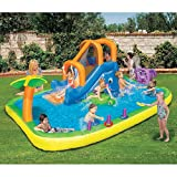 Animal Friends Splash Water Slide