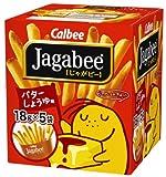 カルビー Jagabeeバターしょうゆ味 90g×12個