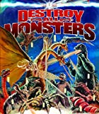 Image de Destroy All Monsters [Blu-ray]