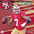 NFL Kalender Wandkalender 2016 30x60cm San Francisco 49ers