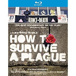 How to Survive a Plague [Blu-ray]