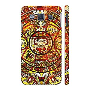 Enthopia Designer Hardshell Case Crazy Woodo Back Cover for Samsung Galaxy S3 Neo