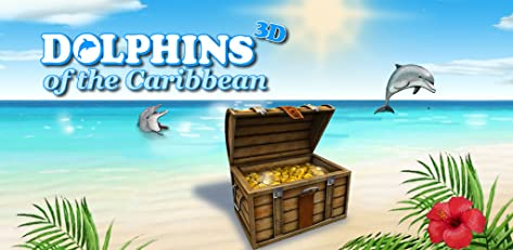 Dolphins of the Caribbean - Rätsel um den Piratenschatz
