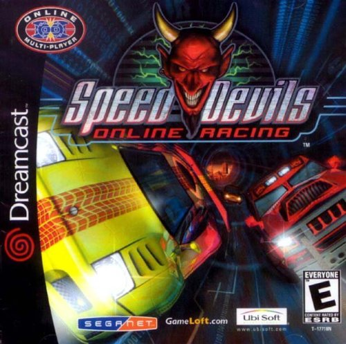 Dreamcast Speed Devils Online Racing