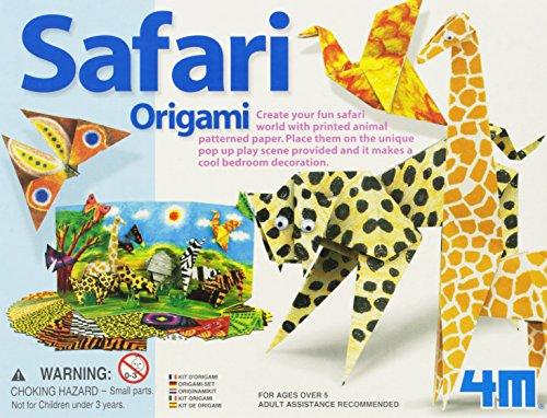 4M Origami Animals