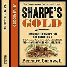 Sharpe's Gold: The Destruction of Almeida, August 1810: The Sharpe Series, Book 9 | Livre audio Auteur(s) : Bernard Cornwell Narrateur(s) : Rupert Farley
