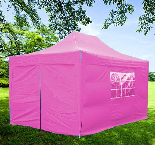 Frugah New Pink 10'x15' Pop up Wedding Party