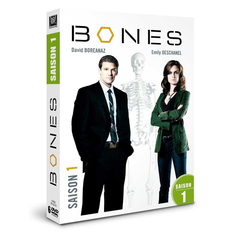 Bones - Saison 1 [Complete]