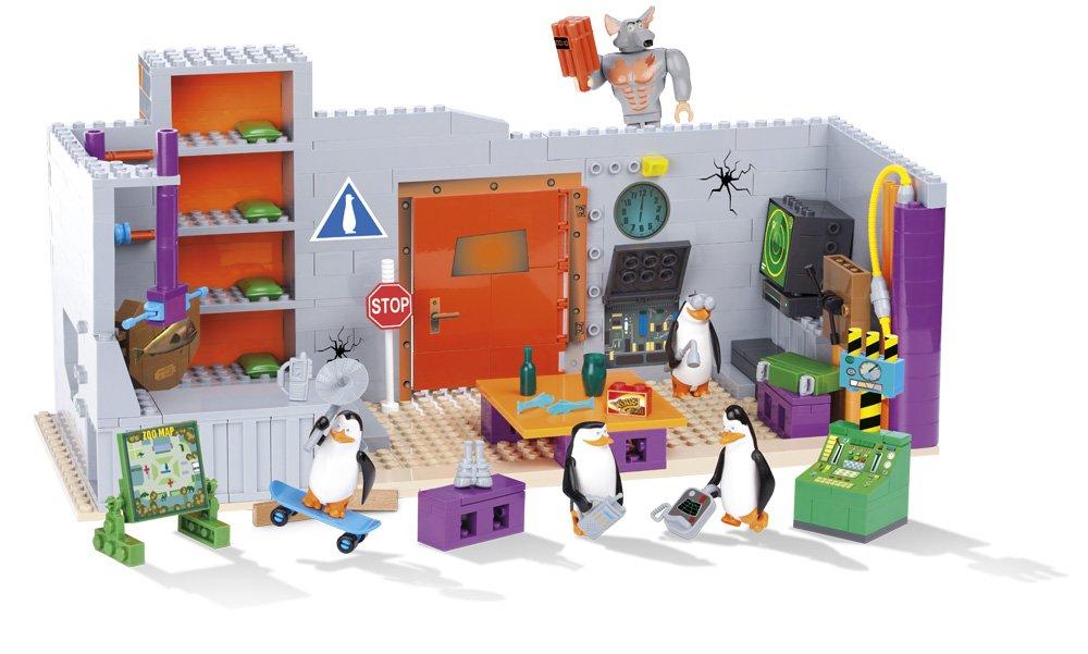 Cobi 26480 Madagascar Pinguine auf gemheimer Mission 480 Bausteine online kaufen